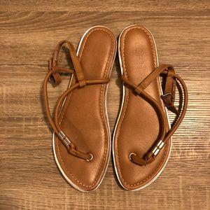 *~* ANN TAYLOR LOFT Casual Sandals Size 9 *~*